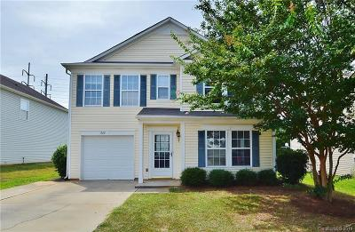 Cabarrus County Single Family Home Under Contract-Show: 1566 Matthew Allen Circle