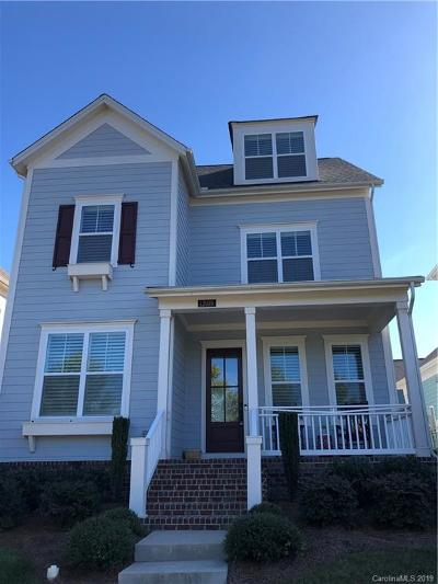 Pineville Single Family Home For Sale: 12919 Jacks Lane