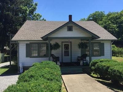 Waynesville Single Family Home For Sale: 215 Allens Creek Road
