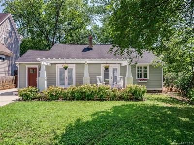 Charlotte Single Family Home Under Contract-Show: 305 Fieldbrook Place