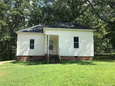Kannapolis Single Family Home For Sale: 5530 Marion Avenue