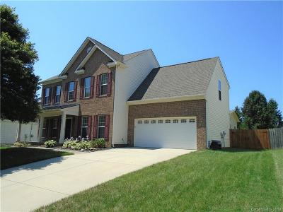 Mooresville Single Family Home For Sale: 166 Gabriel Drive