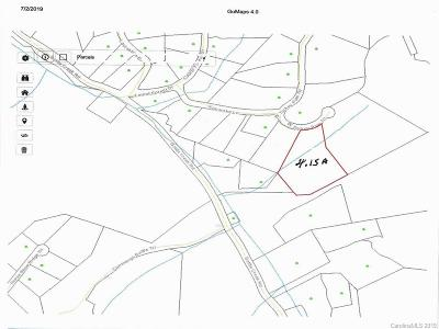 Henderson County Residential Lots & Land For Sale: 44 W Turkey Paw Trail