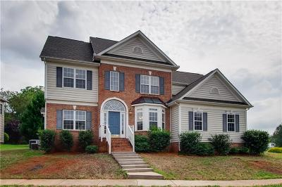 Huntersville Single Family Home For Sale: 17216 Knoxwood Drive