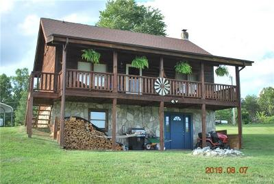McDowell County Single Family Home Under Contract-Show: 1417 Pinnacle Church Road
