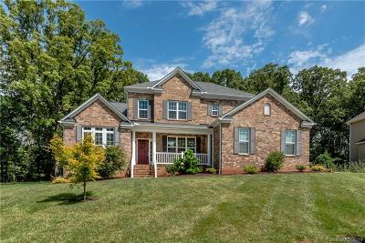 Cabarrus County Single Family Home For Sale: 535 Brightleaf Place