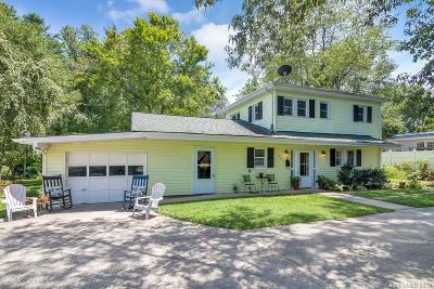 Brevard Single Family Home For Sale: 400 E French Broad Street