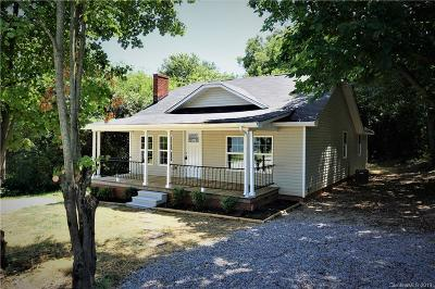 Cabarrus County Single Family Home Under Contract-Show: 502 Denver Street #2