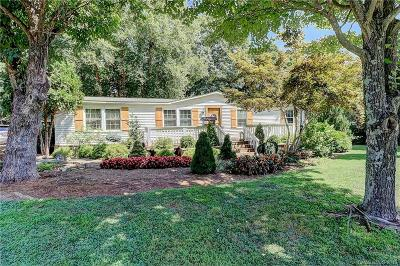 Cleveland County Single Family Home Under Contract-Show: 3552 Grigg Road