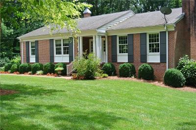 Rutherfordton Single Family Home For Sale: 147 Squirrel Den Road