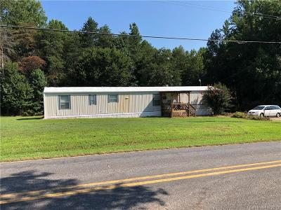 Cleveland NC Single Family Home For Sale: $58,500