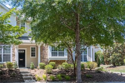 Waxhaw Condo/Townhouse For Sale: 3108 Kemptown Square