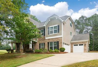 Matthews Single Family Home For Sale: 2507 Hamlet Court