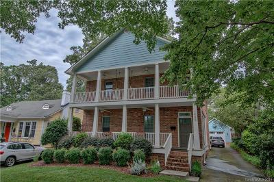 Charlotte Single Family Home For Sale: 1900 Lombardy Circle