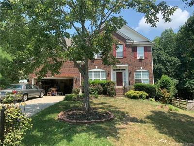 Huntersville Single Family Home For Sale: 13609 Cotesworth Court
