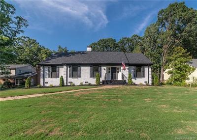 Charlotte Single Family Home For Sale: 5851 Deveron Drive
