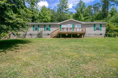 Weaverville Single Family Home Under Contract-Show: 34 England Woods Drive