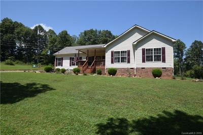 Candler Single Family Home For Sale: 86 Shuler Road