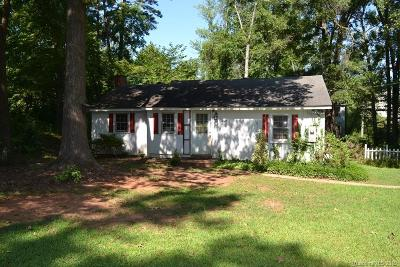 Charlotte Single Family Home For Sale: 4608 McClure Road