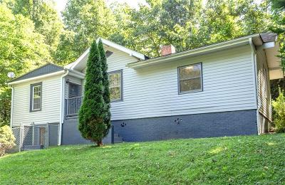 Asheville Single Family Home For Sale: 16 Wood Avenue