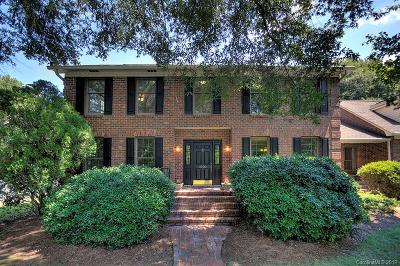 Rock Hill Single Family Home Under Contract-Show: 2600 Aspen Terrace