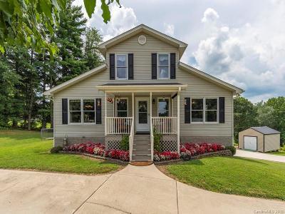 Henderson County Single Family Home For Sale: 97 Nursery Lane
