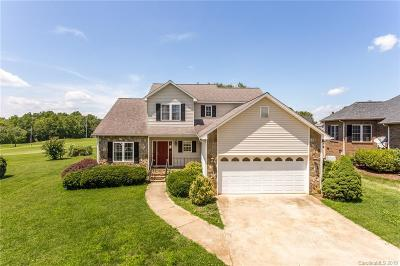 Statesville Single Family Home For Sale: 135 Players Park Circle