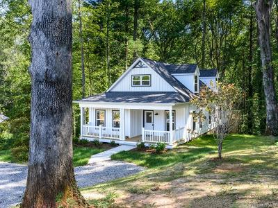 Buncombe County Single Family Home For Sale: 310 Pritchard Road