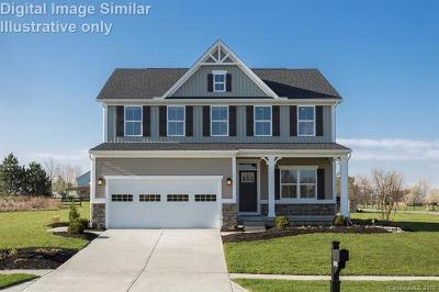 Cabarrus County Single Family Home For Sale: 1876 Scarbrough Circle SW #603