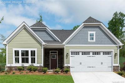 Cabarrus County Single Family Home For Sale: 1654 Scarbrough Circle SW #593