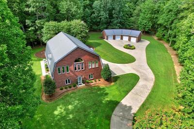 Rowan County Single Family Home For Sale: 6606 Old Concord Road