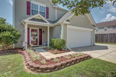 Gastonia Single Family Home For Sale: 4279 Everest Drive