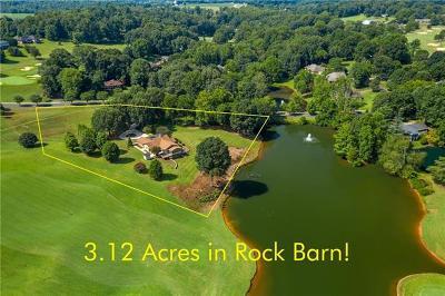 Single Family Home For Sale: 3646 Golf Drive NE
