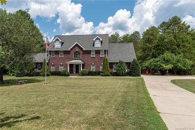 Huntersville Single Family Home For Sale: 14124 Hiwassee Road