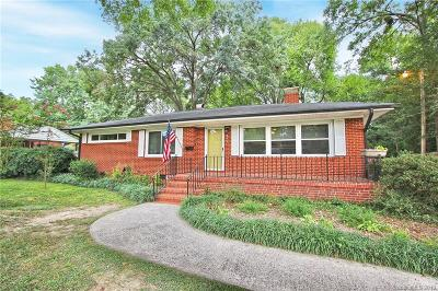 Gastonia Single Family Home For Sale: 842 Hillcrest Avenue