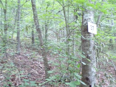 Waynesville Residential Lots & Land For Sale: Wakulla Way #37
