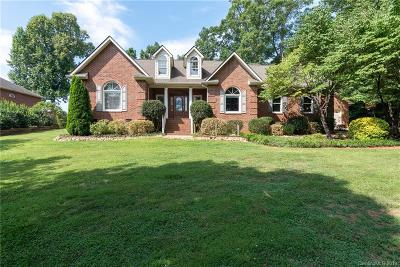 Statesville Single Family Home For Sale: 145 Dobbs Drive