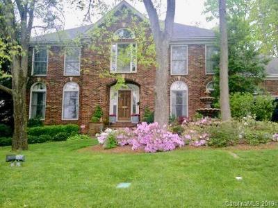 Charlotte Single Family Home For Auction: 9621 Sweet Cedar Lane