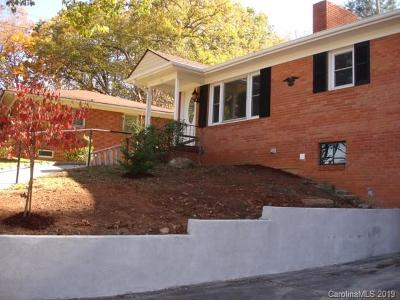 Waynesville Single Family Home For Sale: 90 Orchard View Drive
