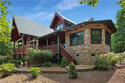 McDowell County Single Family Home For Sale: 165 Perennial Drive #49