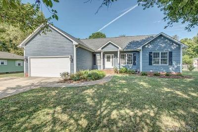 Huntersville Single Family Home Under Contract-Show: 16841 Knoxwood Drive