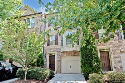 Charlotte Condo/Townhouse For Sale: 660 Penn Street