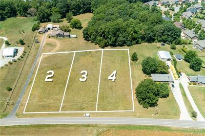Mooresville Residential Lots & Land For Sale: Lot #3 Wiggins Road