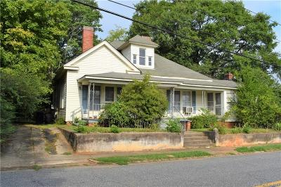 Gaston County Multi Family Home For Sale: 215 S Church Street