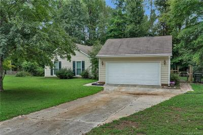 Matthews Single Family Home For Sale: 630 Creekwood Court