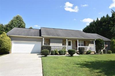 Catawba County Single Family Home For Sale: 4844 32nd St Place NE #12