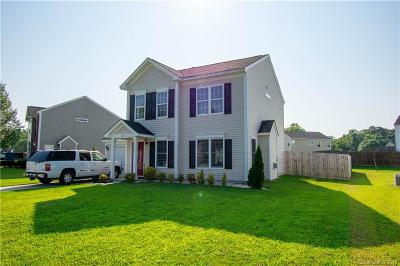 Charlotte Single Family Home Under Contract-Show: 2131 Meadecroft Road