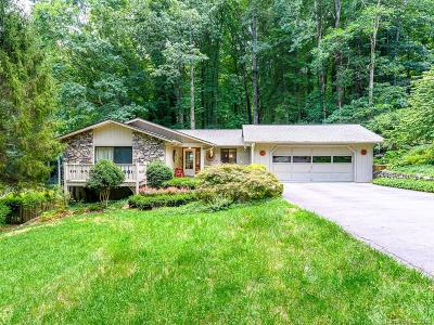 Henderson County Single Family Home Under Contract-Show: 905 Toxaway Drive
