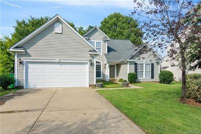 Charlotte Single Family Home For Sale: 11527 Planters Estates Drive