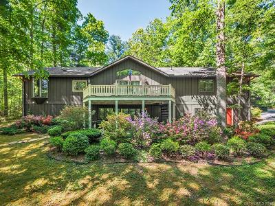 Henderson County Single Family Home For Sale: 16 Jasmine Place